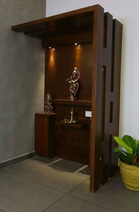 Modern Pooja Doors Google Search: Contemporary Pooja Unit Designs - Google Search