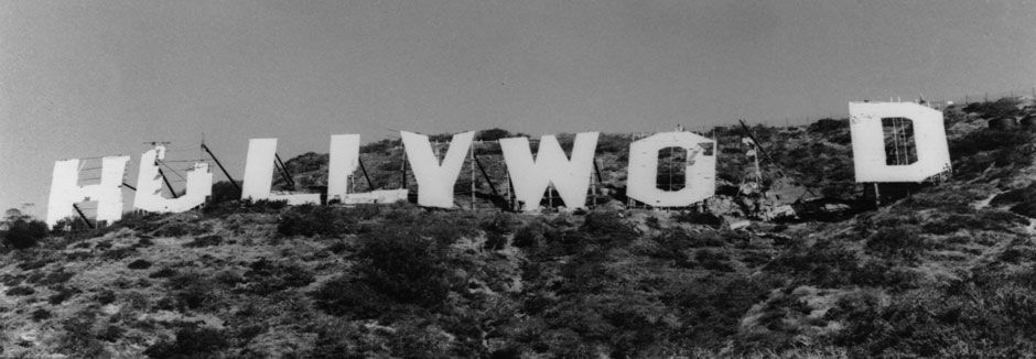 The Sign It Is A Changin Turbulence And Decay Hollywood Sign Old Hollywood Hollywood