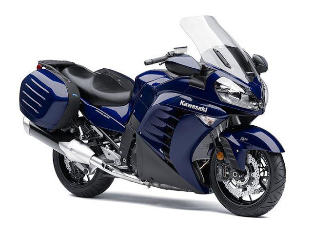 Kawasaki Concours Kawasaki Concours Kawasaki Concours 1000