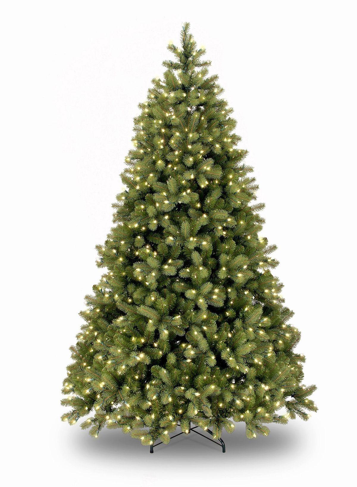 8 Ft Pre Lit Christmas Tree Uk