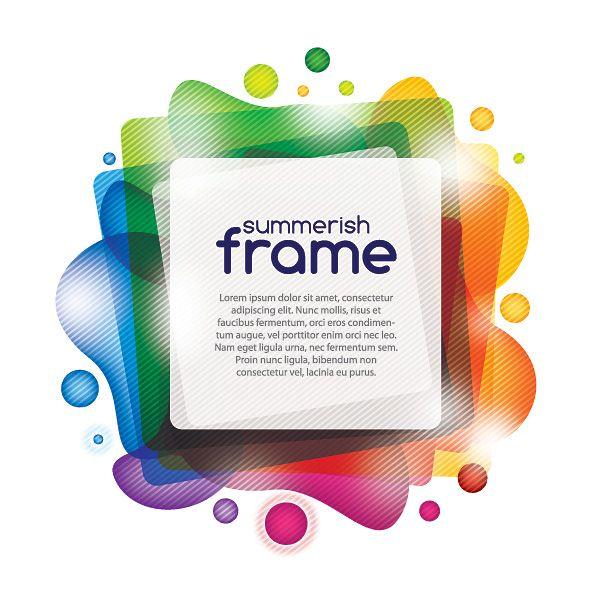 Summerish #Frame\