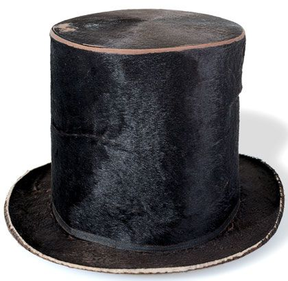 Abraham Lincoln S Top Hat Abraham Lincoln Top Hat Lincoln