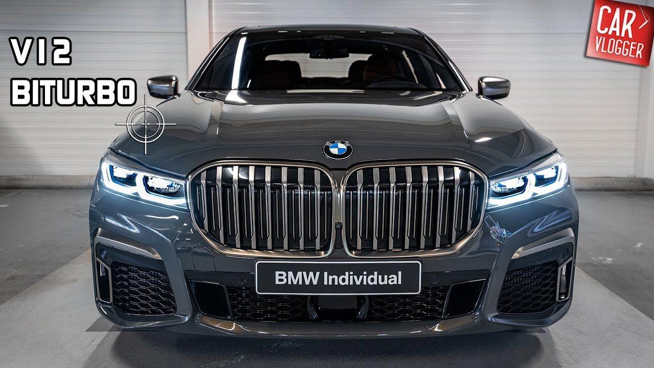 Inside The New Bmw M760li Xdrive 2019 Interior Exterior Details W