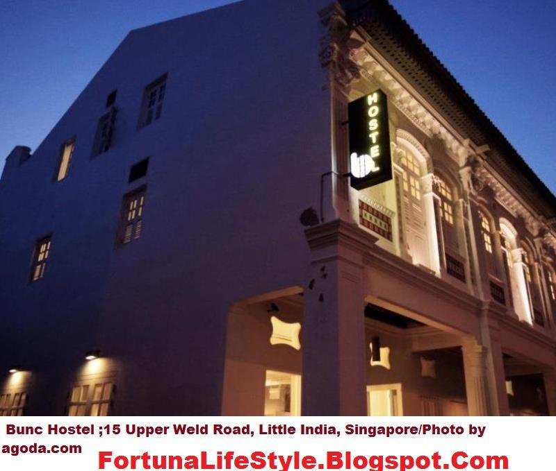 Lists Cheap Hostels In Little India Singapore