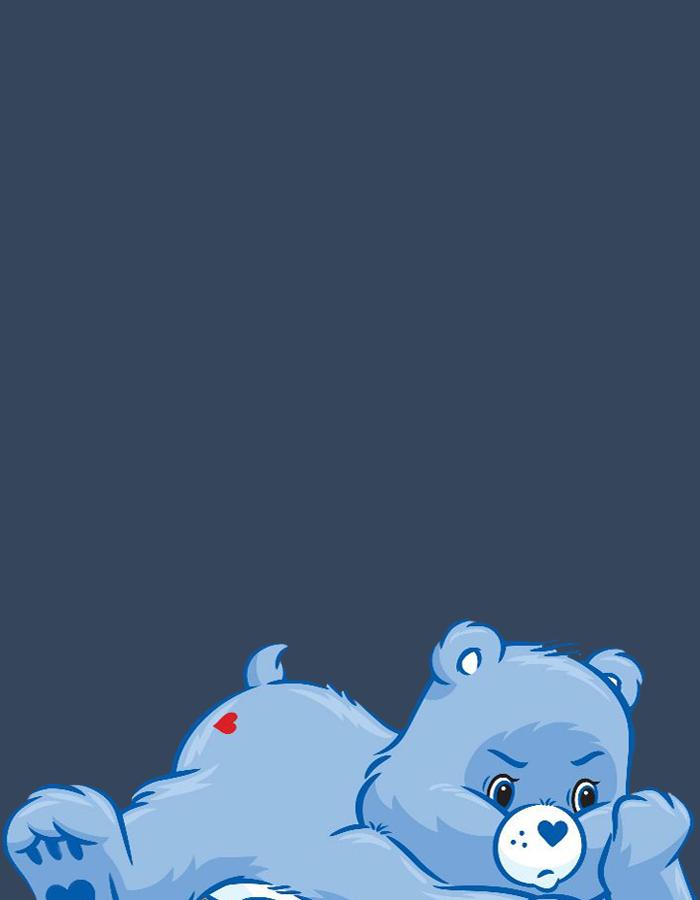 Care Bear Countdown Bear Wallpaper Grumpy Care Bear Care Bear Tattoos
