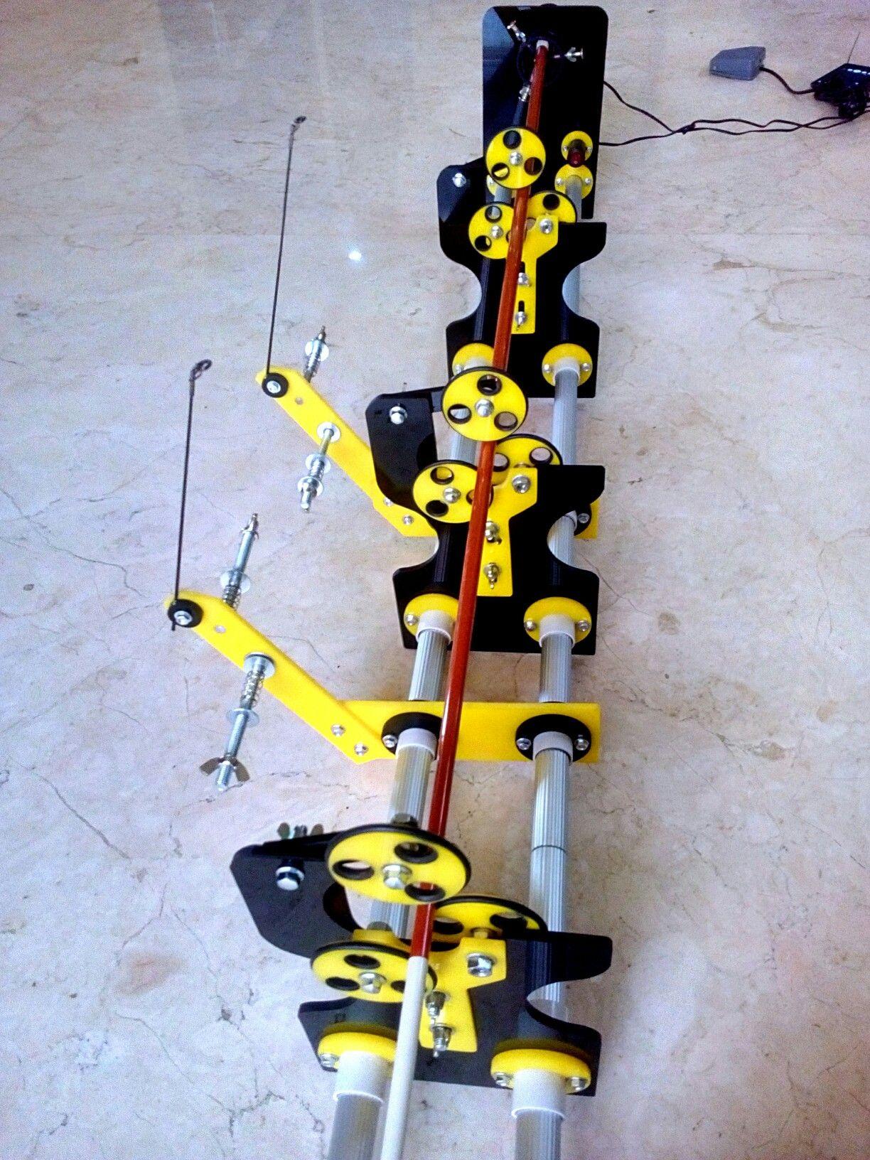 Rod Building Csm2 Rods Buffer Board Made Of 5 Mm Acrylic Custom Fishing Rods Fly Fishing Rods Custom Rods