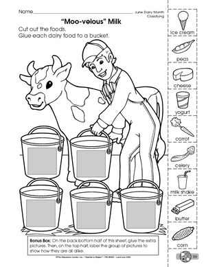 Image Result For Cow Lesson Plans For Kindergarten Farm