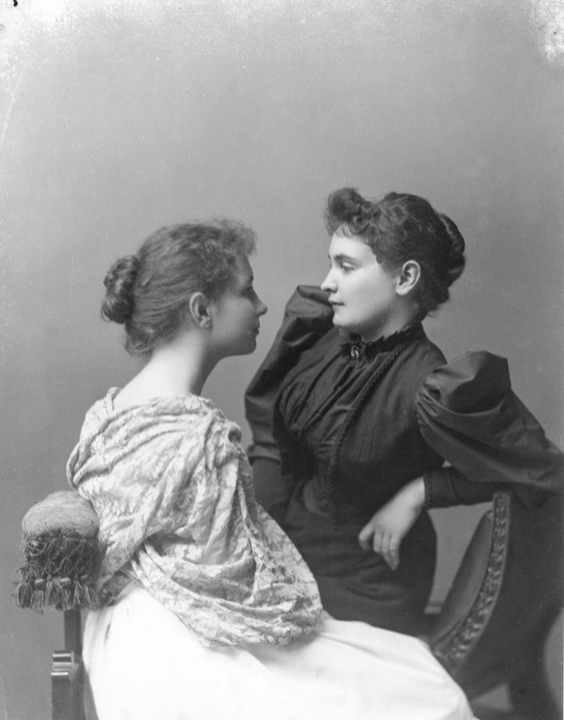 Helen Keller When She Was Young
