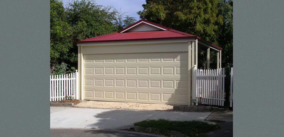 Carport with a garage door? Australia's Leading Home