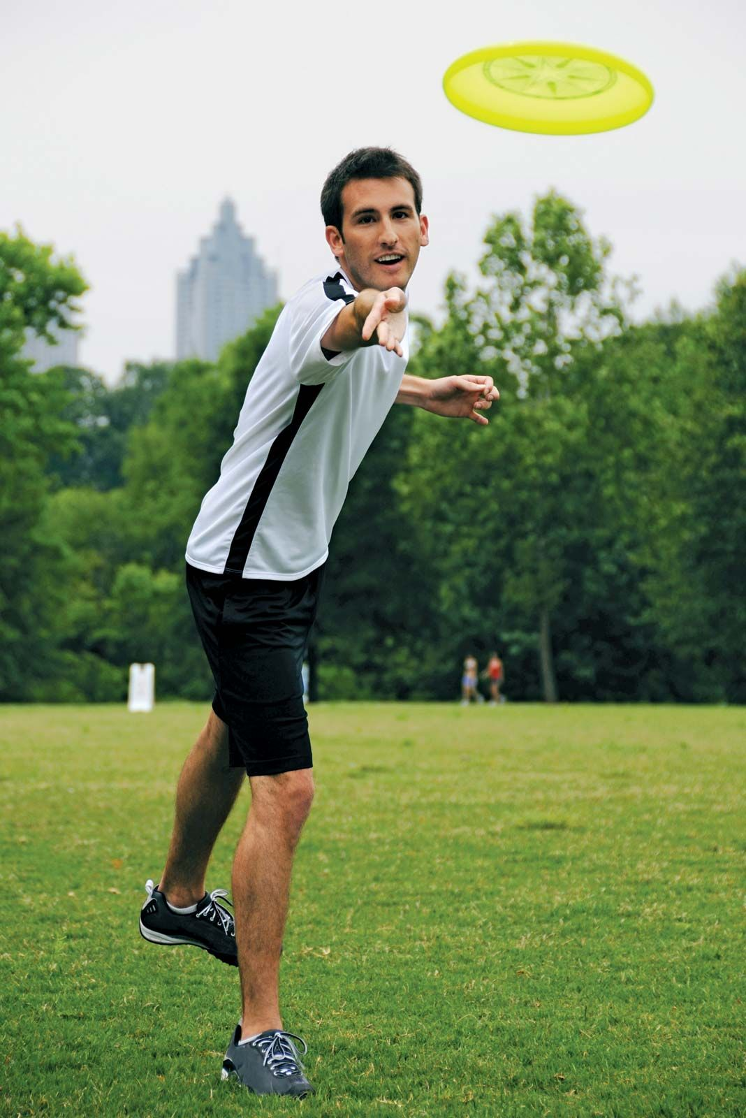 Frisbee throwing is relaxing and rejuvenating as a sport ...