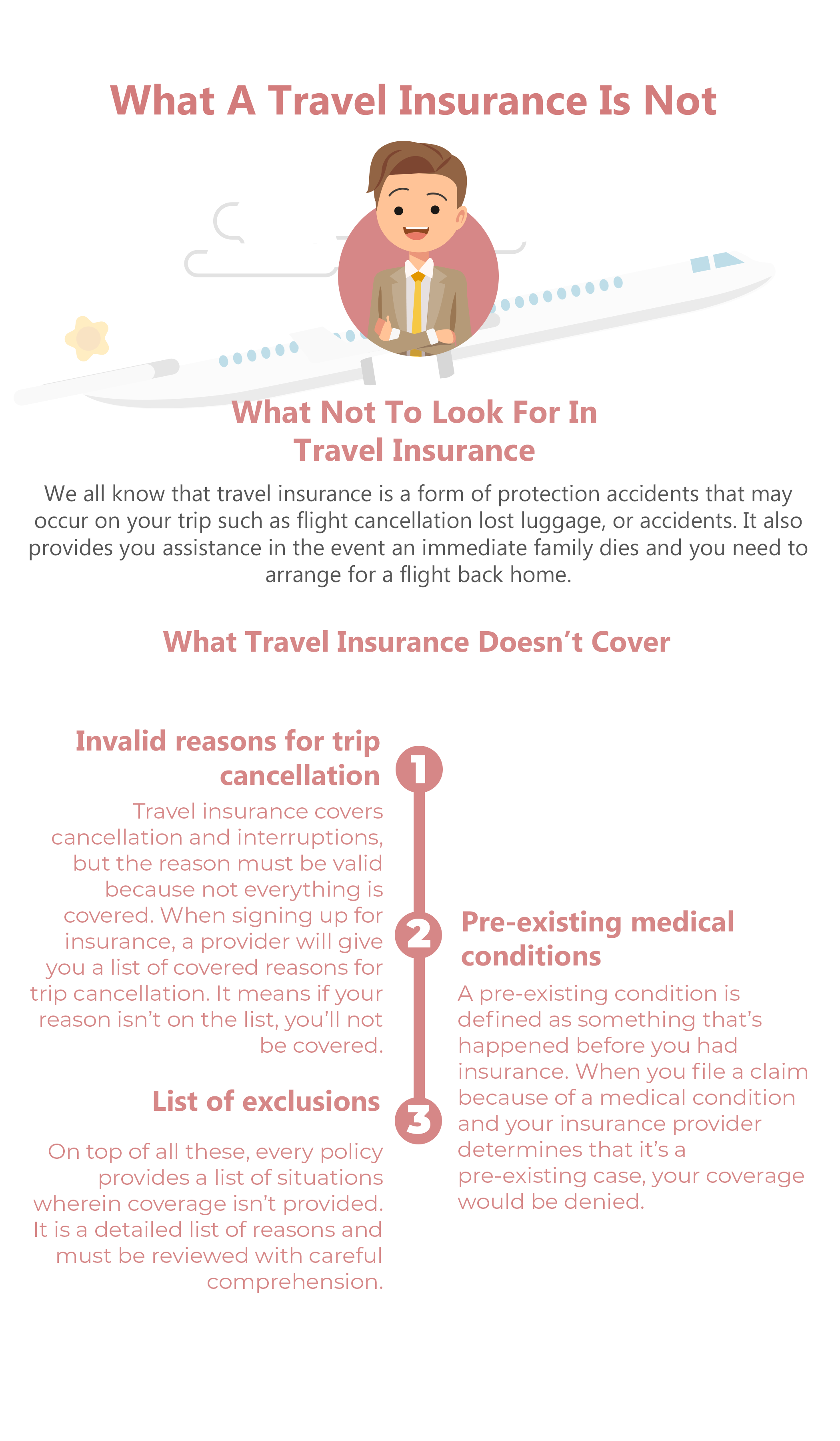 What A Travel Insurance Is No Travel Insurance Travel Insurance