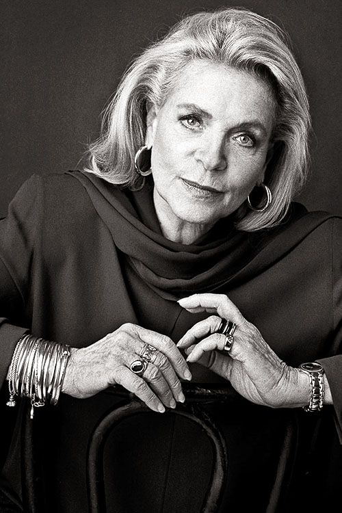 """"""" """"Too much introspection can be a big mistake, finally boring, to me and to everyone else. Life is to be lived, not analyzed. Time is to be used, not wasted."""" -LAUREN BACALL, 1994. """""""