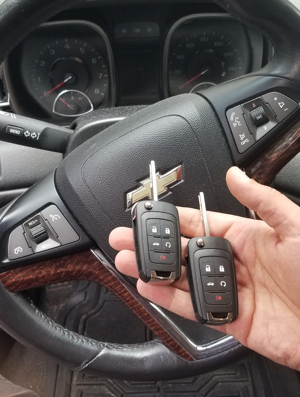 Sign in Automotive locksmith, Chevrolet malibu 2014