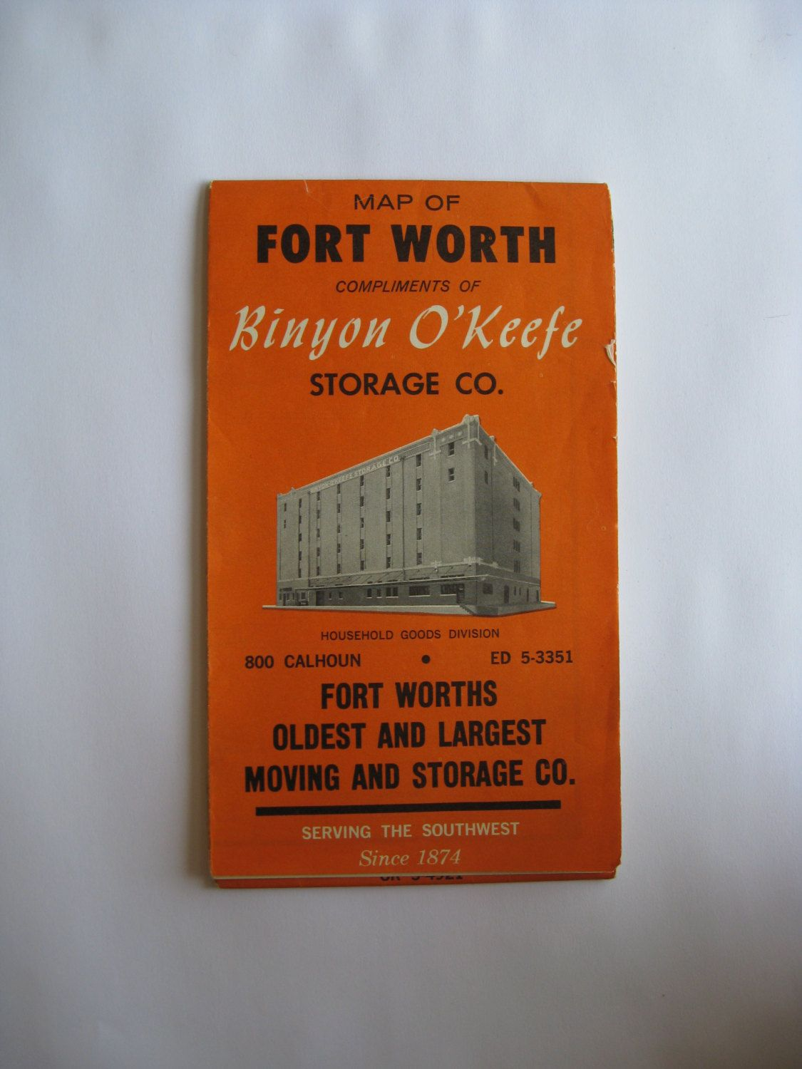 Fort Worth, Texas City Map, Aka Cowtown, Stockyards, DFW, Where The