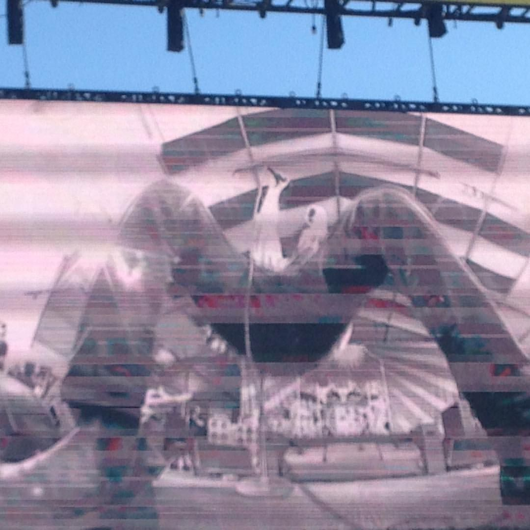 Eddie Vedder From A Different Angle #pearljam #jazzfest