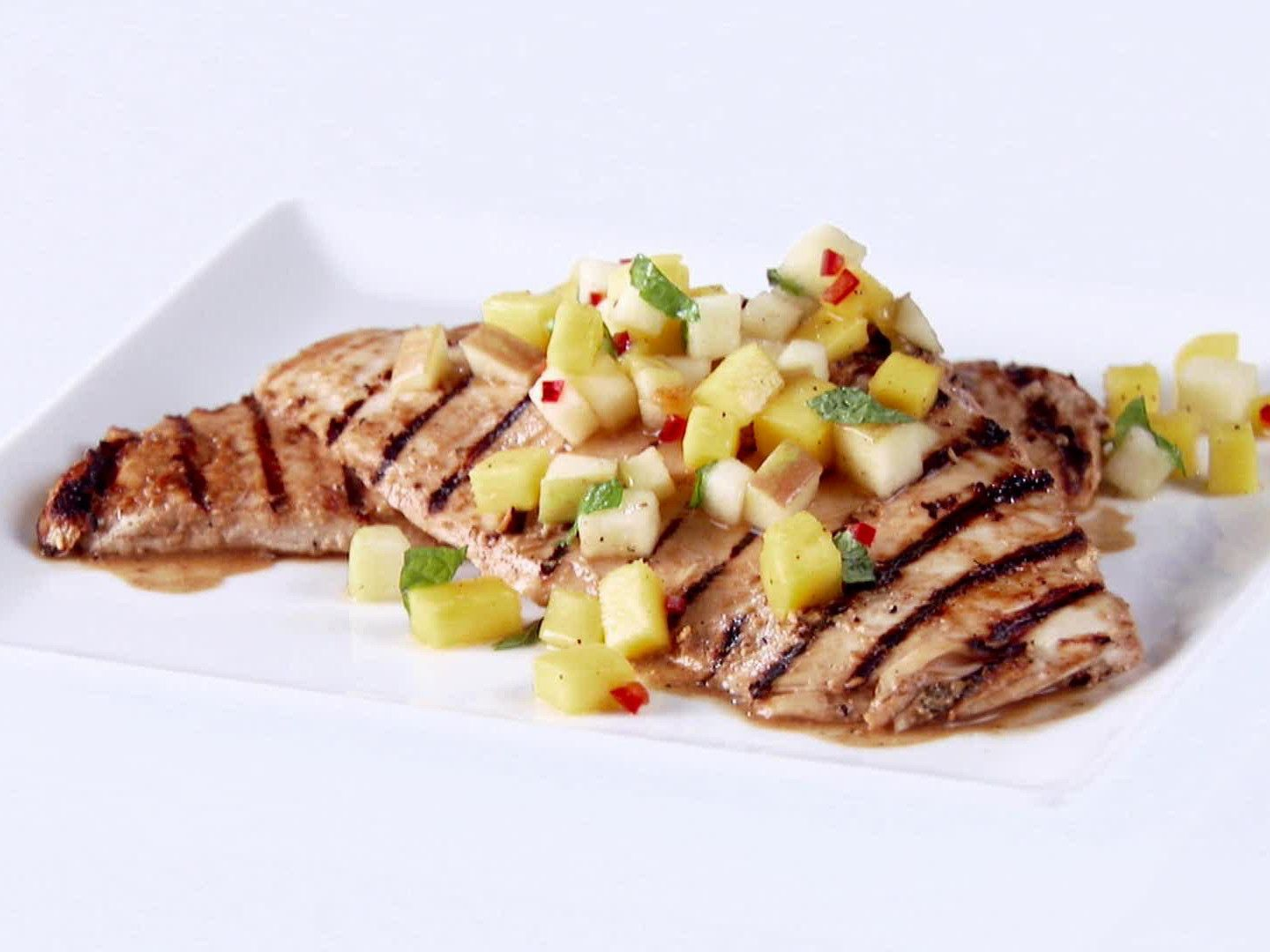 Grilled chicken with apple mango chutney recipe grilled grilled chicken with apple mango chutney recipe grilled chicken chutney and grilling forumfinder Images