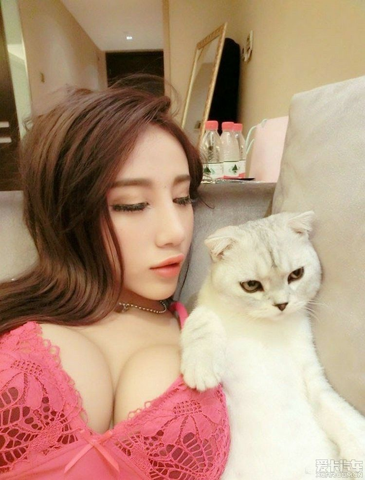 Consider, that kitty asian girl cleavage
