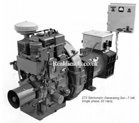 Lister Petter Diesel Engine Identification | engines