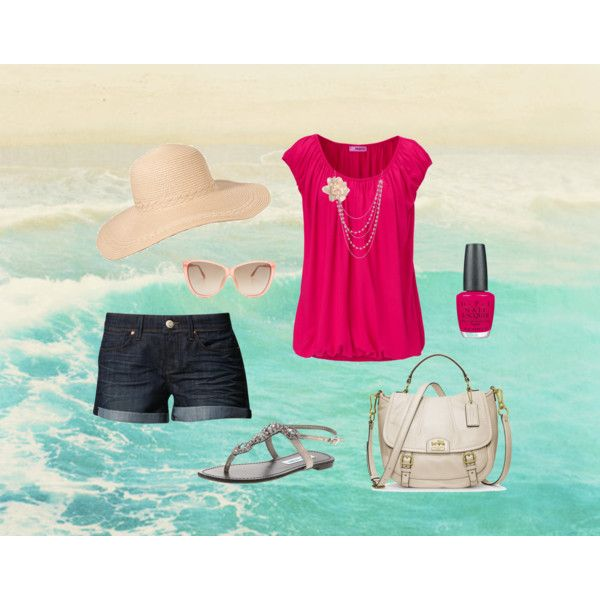 """""""Cruise Outfit"""" on Polyvore"""
