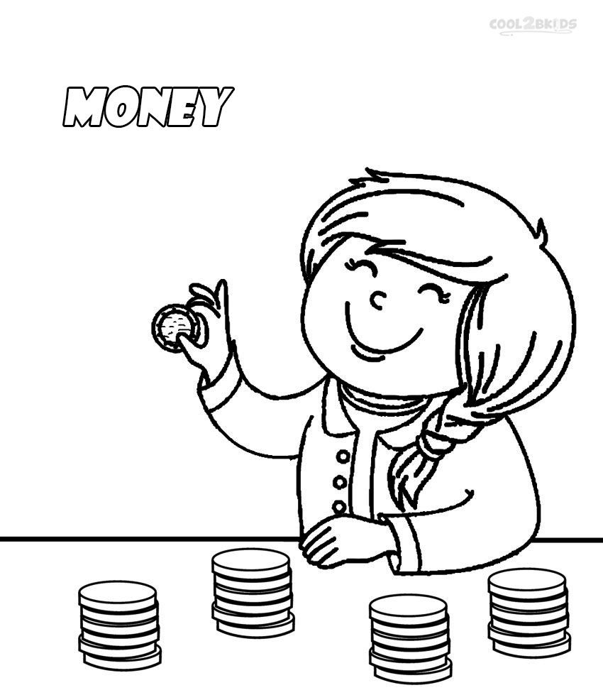 Money Coloring Pages Free Printable Coloring Pages Flag