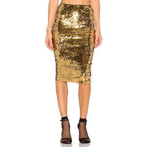 Mes Demoiselles Rita Sequin Skirt