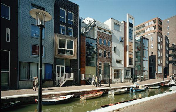 Bucketlist 63 admire modern amsterdam architecture for Architecture firm amsterdam