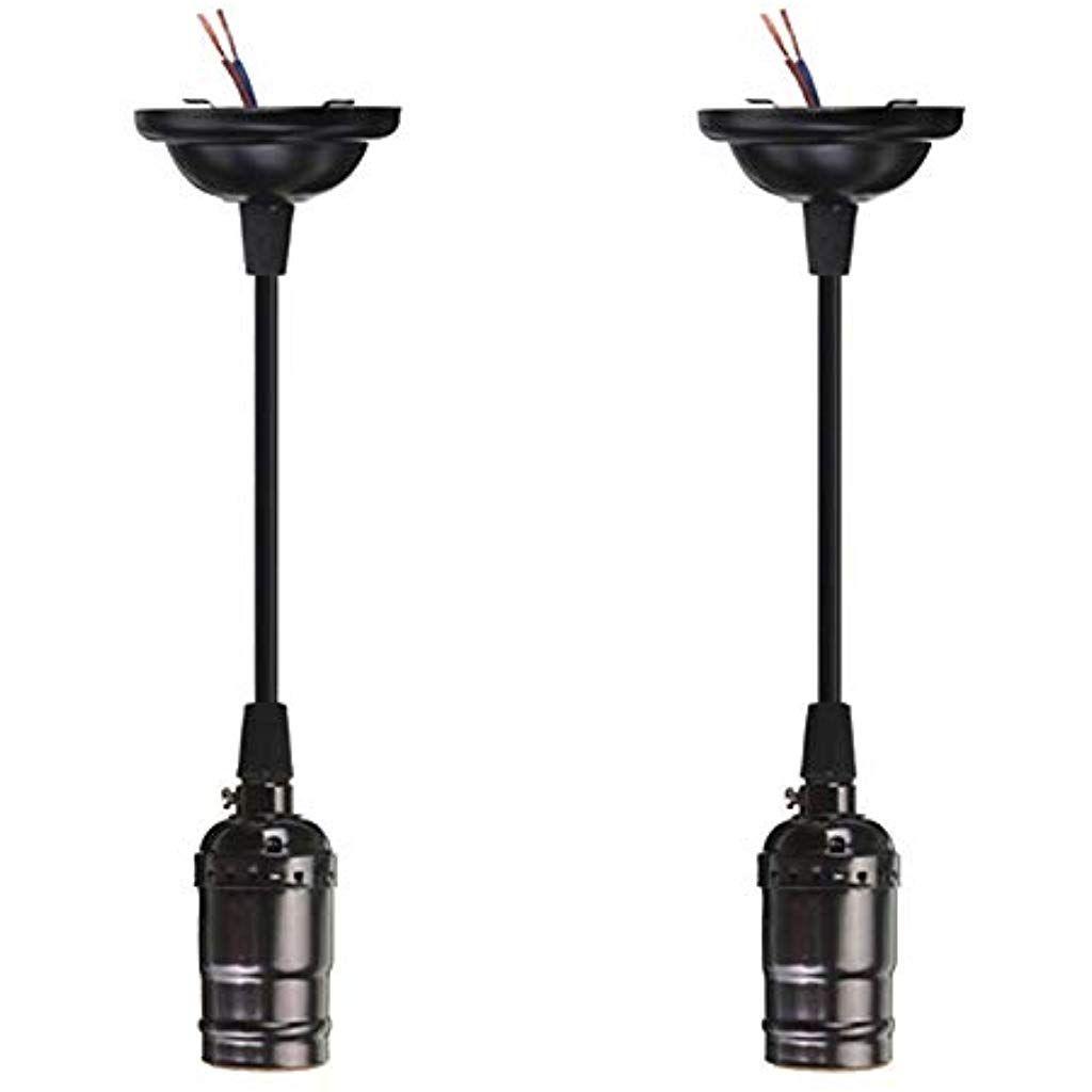 2stk Lampenfassung E27 Vintage Pendelleuchte Fassung Kupfer Retro Edison Antike Hangelampe Halter Antike Lampe Z Antike Lampe Pendelleuchte Vintage Hange Lampe