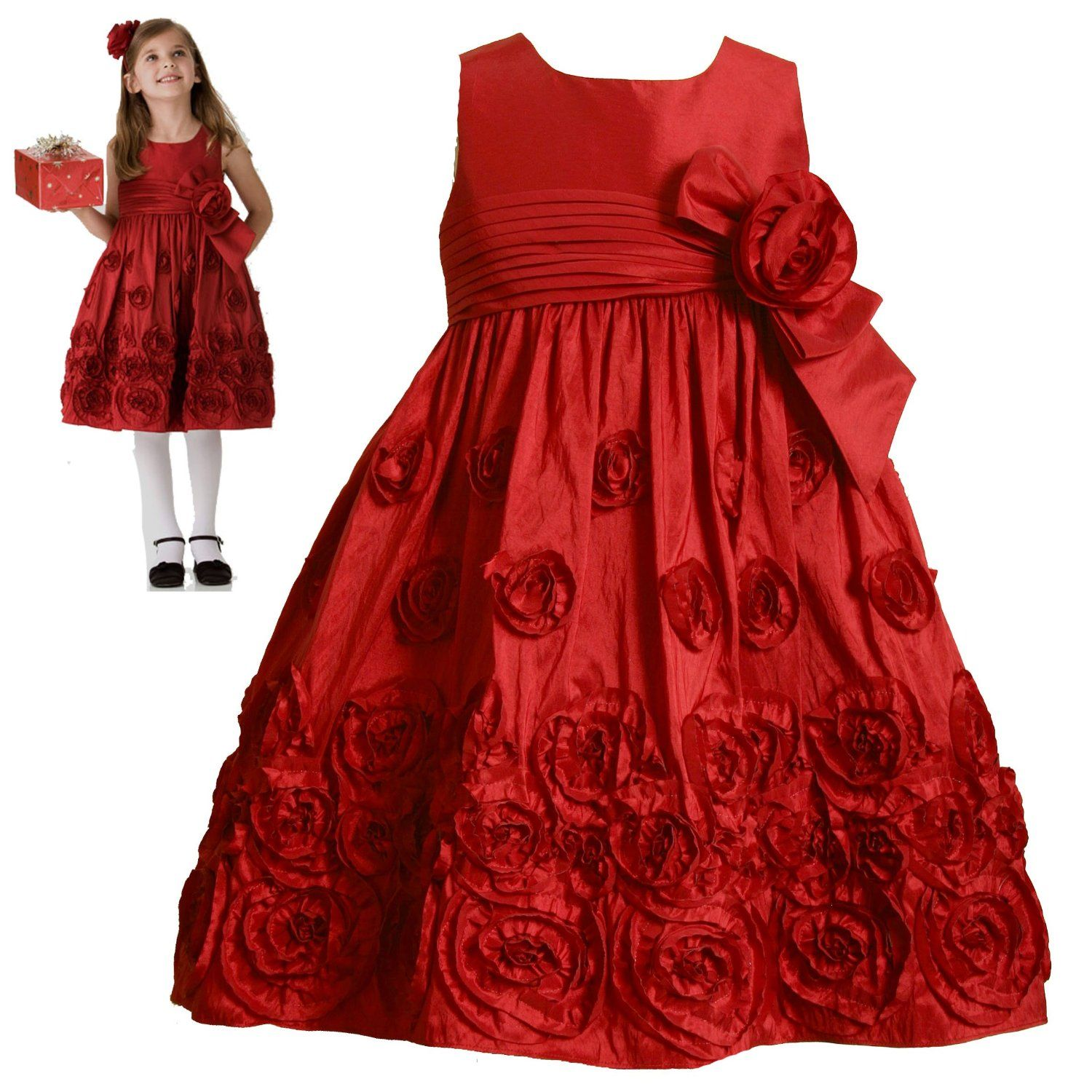 Christmas dresses for kids - Fabulous Ceremonial Dresses For Kids Christmas