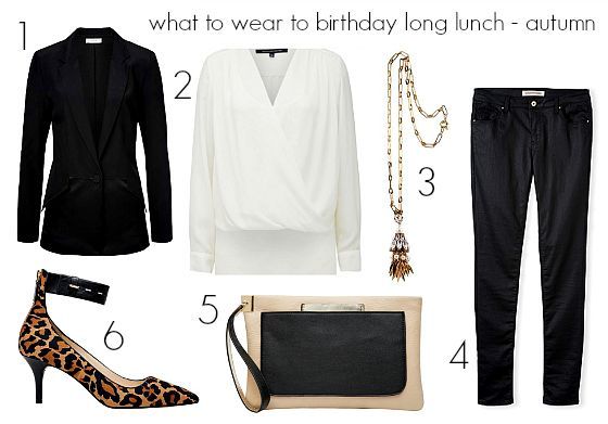 what to wear for lunch party