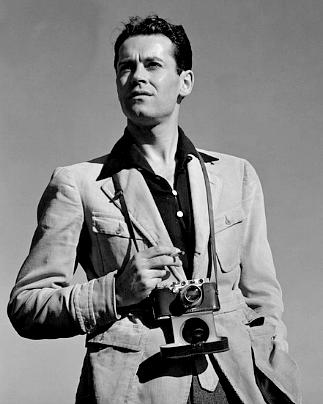 Henry Fonda photographed by Edward Weston, 1936