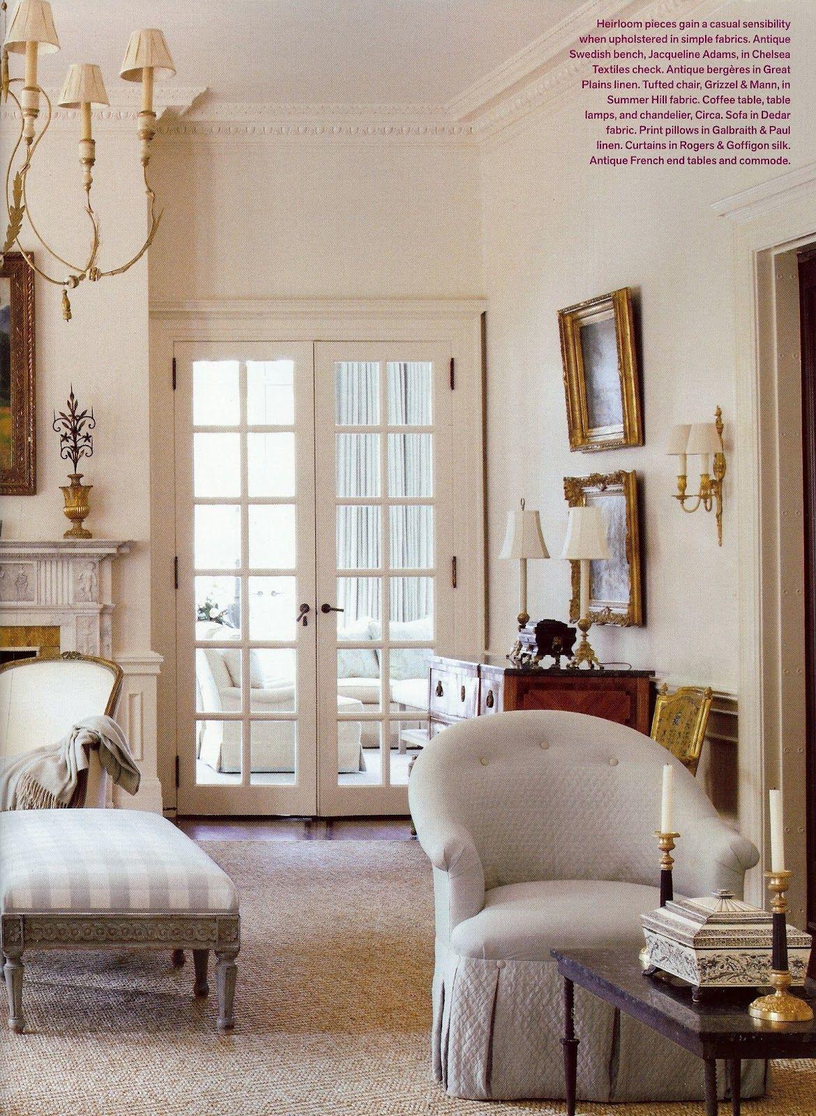 Circa: Circa\'s Jane Schwab Featured in Veranda! | living rooms ...