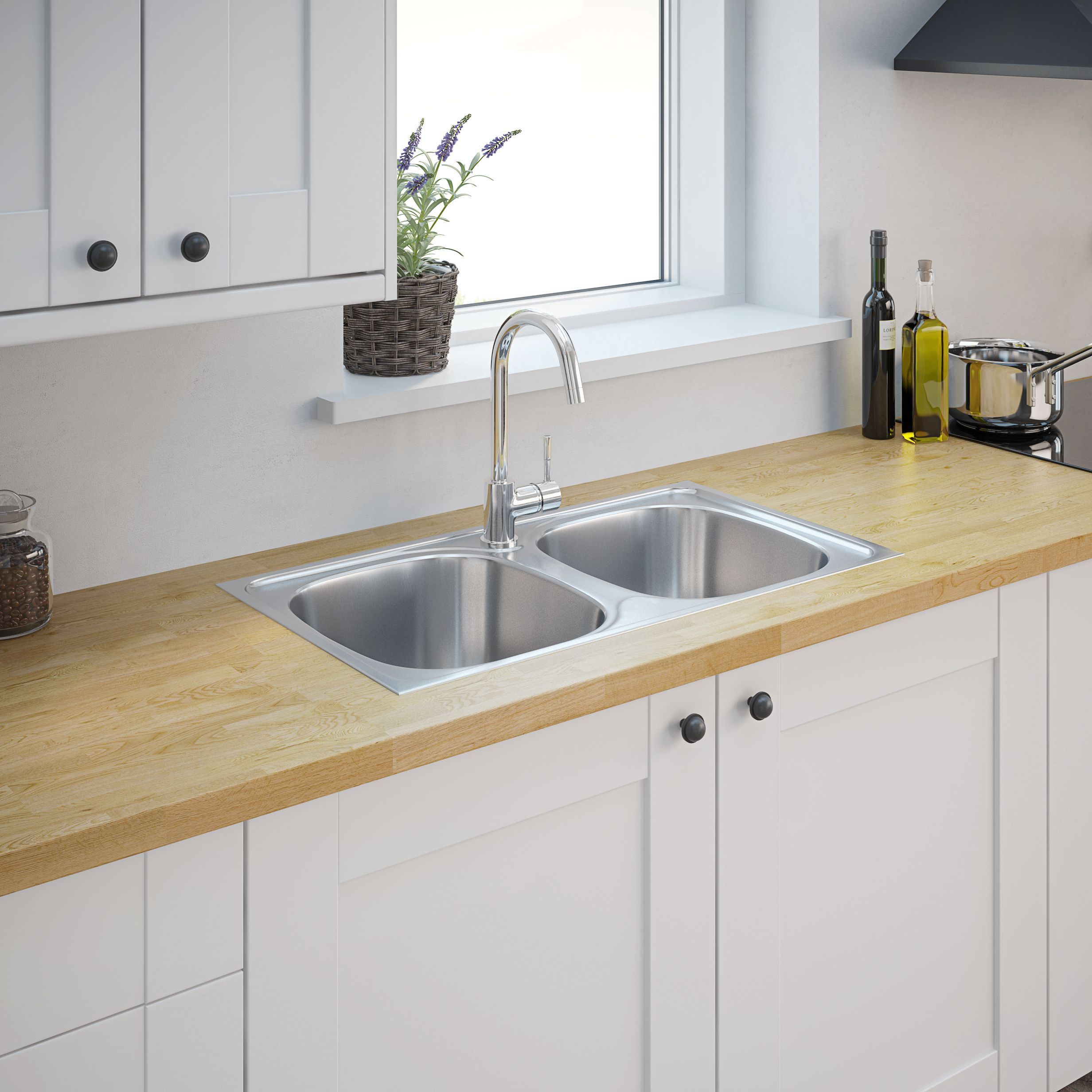 Pin by Sineadkeeley on Property Composite kitchen sinks