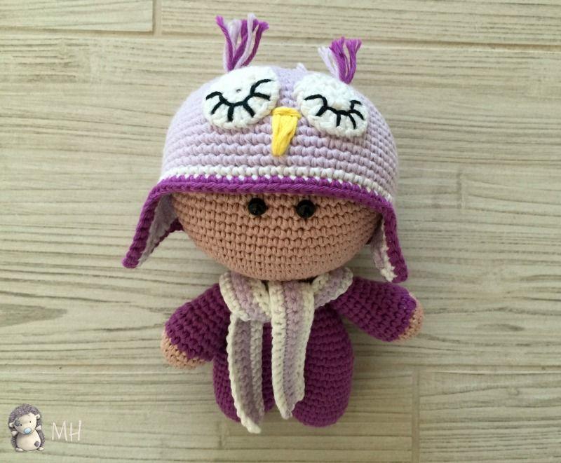 Muñeco yoyo | PATRONES CROCHET (amigurumis y varios) | Pinterest ...