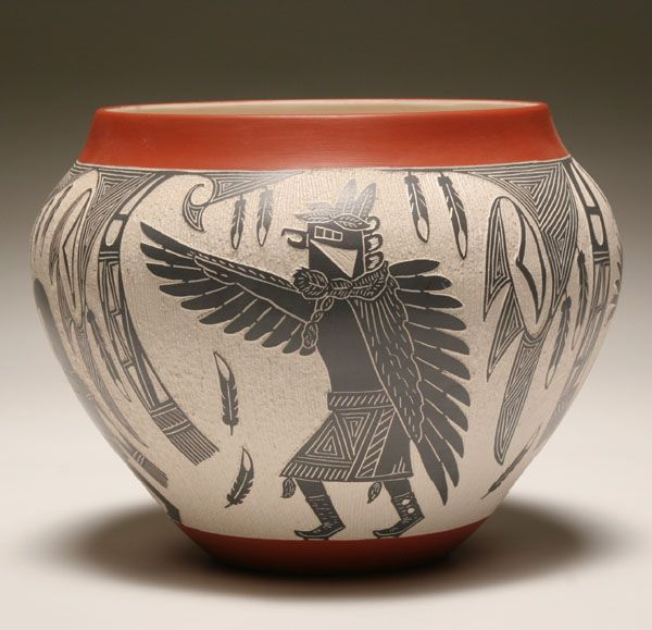 Native American - Ceramics and symbols | Eve Warren : A History of ...