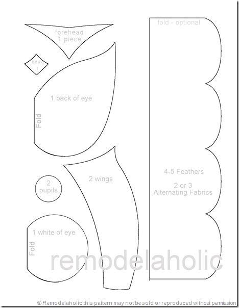 Google Afbeeldingen resultaat voor http://www.remodelaholic.com/wp-content/uploads/2012/02/owl-pattern-pieces_thumb.jpg