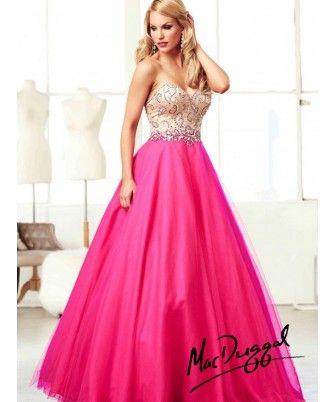 Mac duggal Prom Dress-81951H
