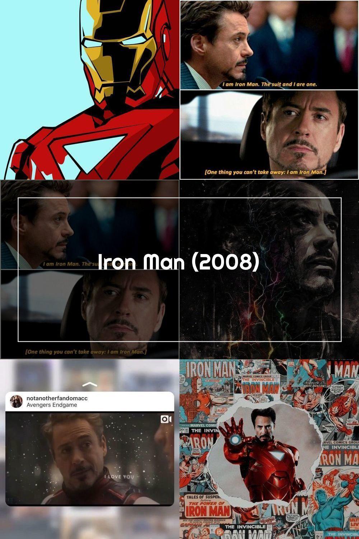 Iron Man 2008 Iron Man 2 2010 Iron Man 3 2013 Avengers Endgame In 2020 Iron Man 2008 Iron Man 3 Iron Man