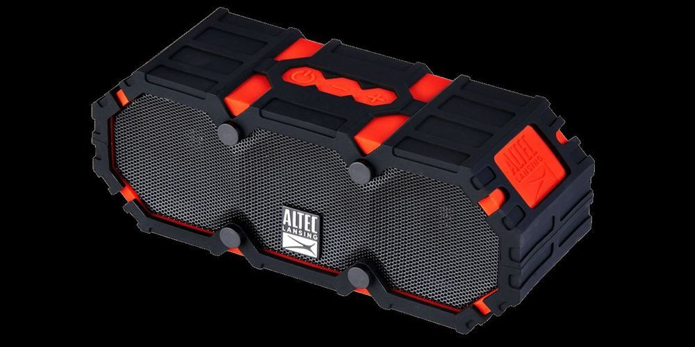 New Mini Lifejacket 2 Bluetooth Speaker Wireless Waterproof Rugged Heavy Duty Alteclansing Altec Lansing Speakers For Sale Rugged Bluetooth Speaker