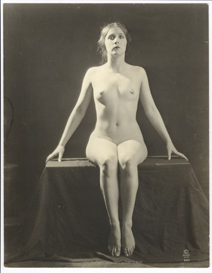 Really. Olive ann alcorn nude