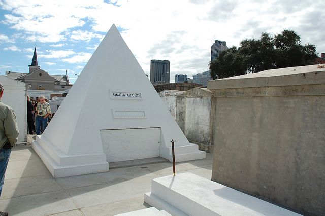 St. Louis Cemetery #1 - New Orleans, Louisiana