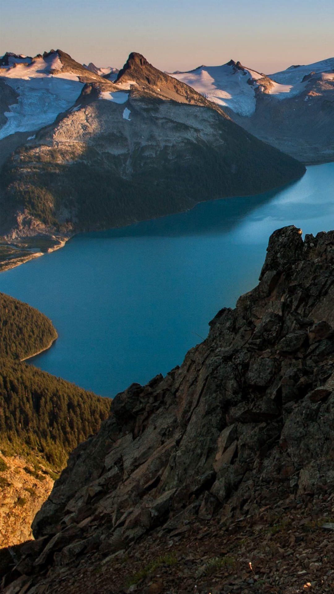 Mountain Wallpaper Iphone mountain en 2020 Fond ecran