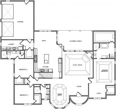 House Plans Home Plans by Paul Gilbert Distincitve Designs