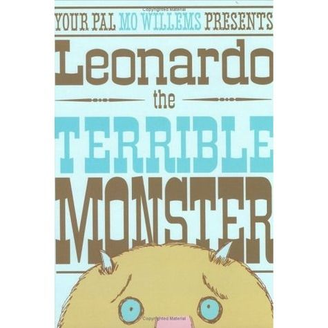 Leonardo is truly a terrible monster-terrible at being a monster that is. No matter how hard he tries, he can't seem to frighten anyone. ...