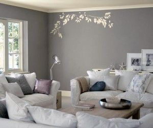 Greys crown paint fade to grey colour interior house - Crown paint colours for living room ...