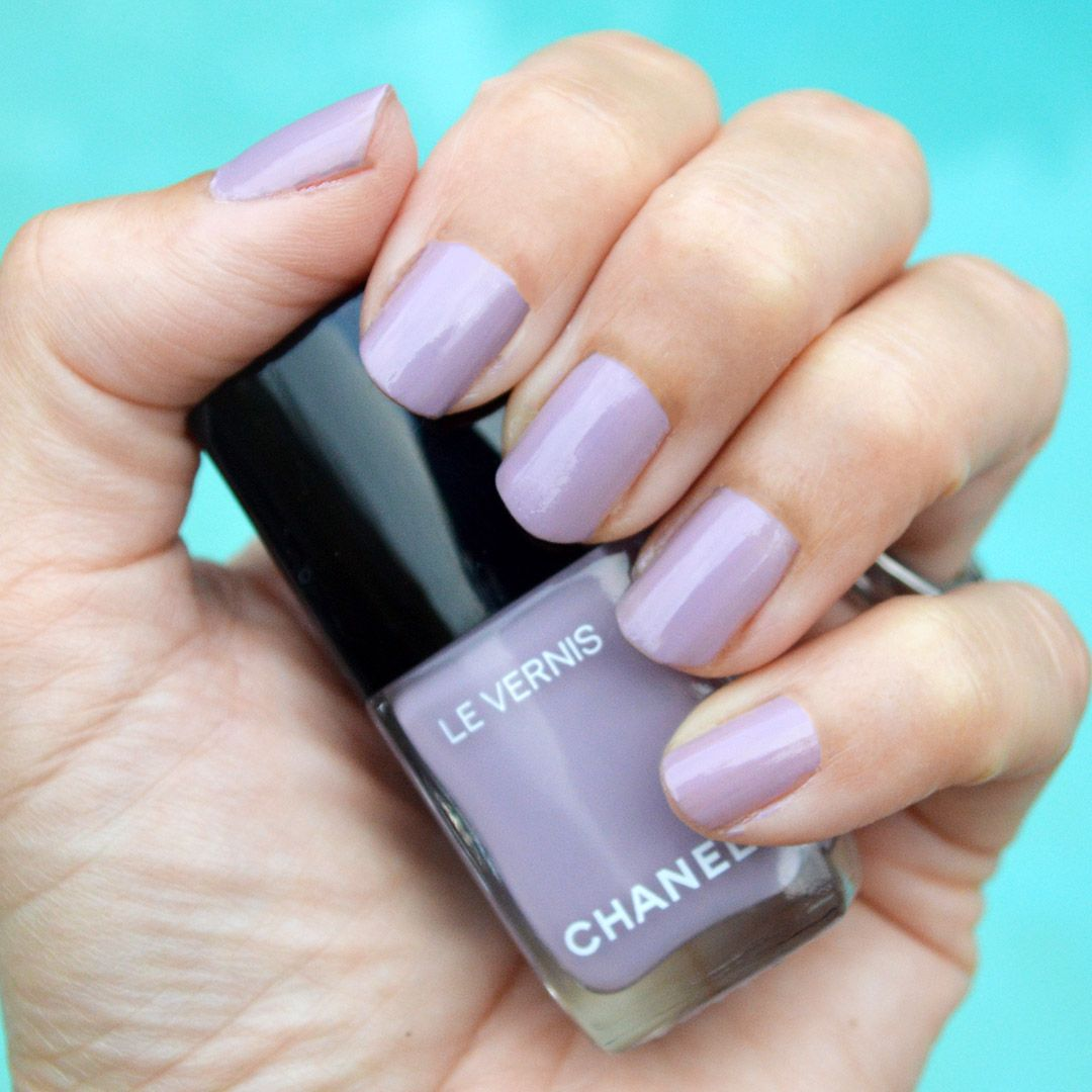 The New Chanel Summer 2019 Nail Polish Collection From The Chanel