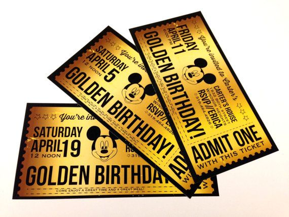 Golden ticket invitation birthday invitation golden birthday golden ticket invitation birthday invitation by thedesignbrewery 3000 filmwisefo Images
