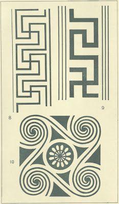 Maori Spirals (Tregear) Volume 32, 1899