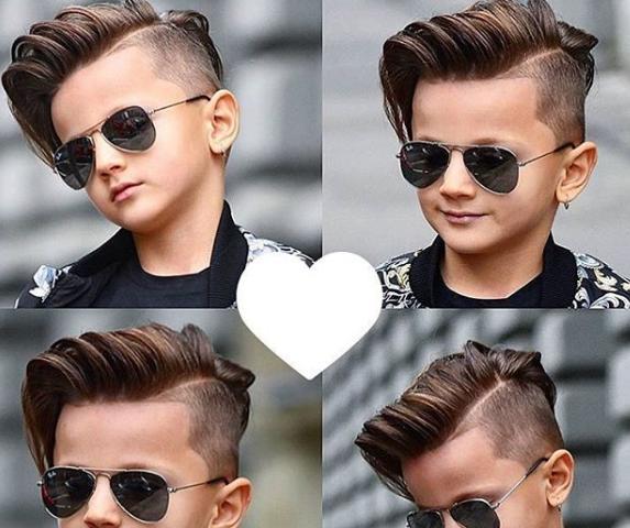 pin  boy haircuts