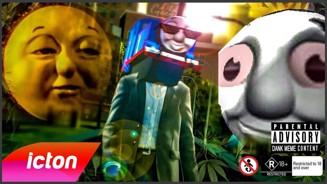 Thomas The Dank Engine Sfm Animated Music Video Animated Music Videos Music Videos Music