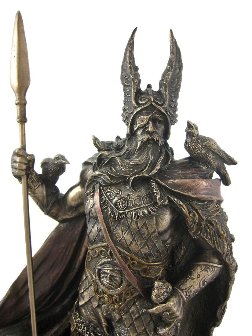 Odin Norse God Statue